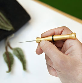 Single Needle Felting Tool
